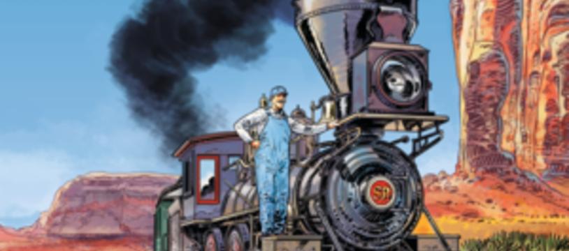 SteamRollers – Quand le train ne dés rails pas