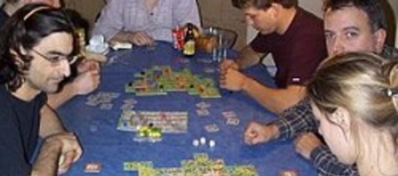 Essai de tournoi multi jeux