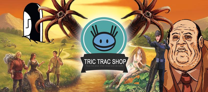 Niouze Tric Trac Shop #14