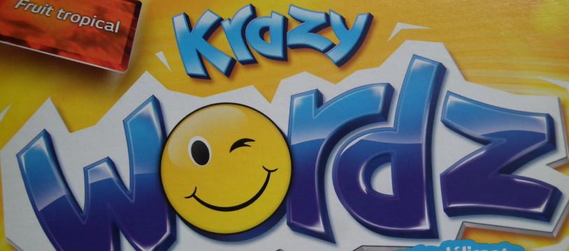 Krazy Wordz : Mettez des mots sur votre folie!