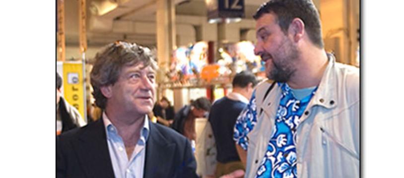 Rencontrez Philippe des Pallières et Michel Lalet