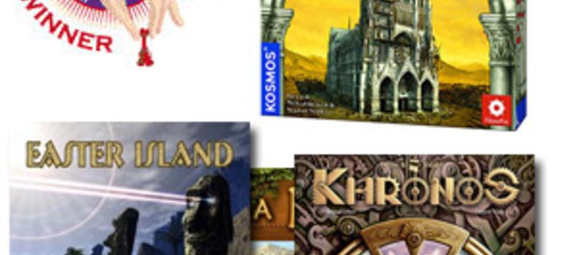 Les 100 jeux conseillés par Games Magazine !