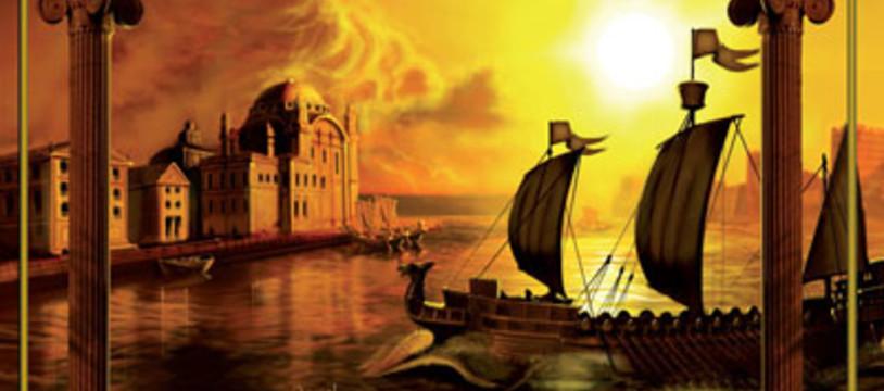 Constantinopolis, ça va envoyer du bois
