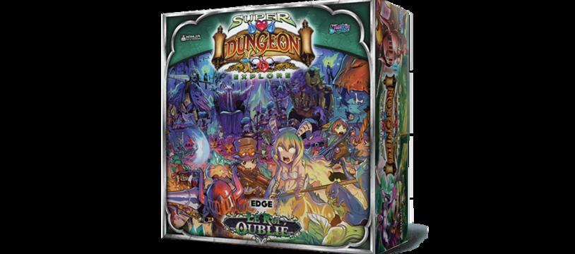 Super Dungeon Explore le roi Oublié : la review