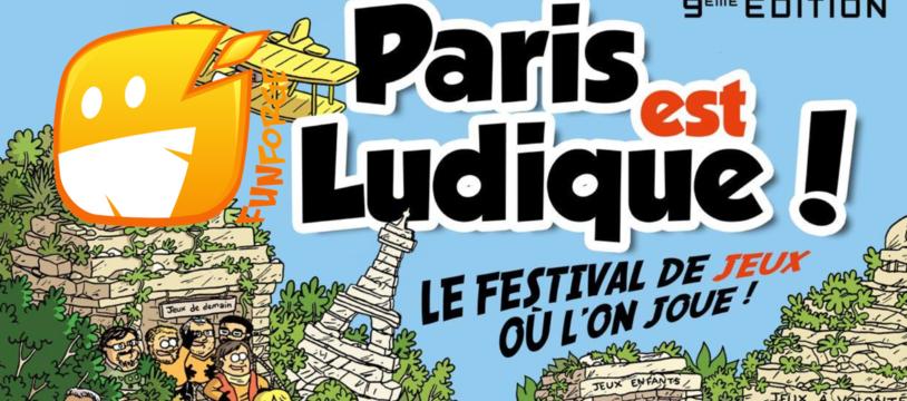 Funforge à Paris est Ludique 2019
