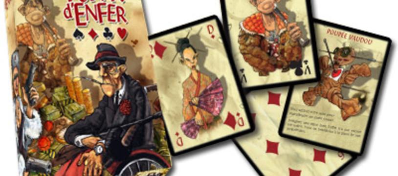 Poker d'Enfer sur les étals