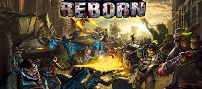 Le huitième élément pour Earth Reborn