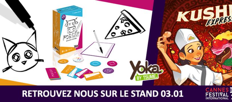 Yoka by Tsume: Le programme de Cannes