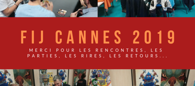 FIJ Cannes 2019 : Merci !