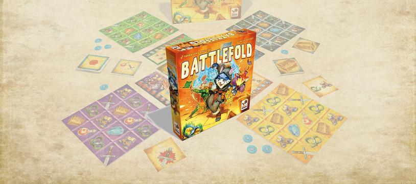 Battlefold : À vos armes... en joue... PLIEZ !