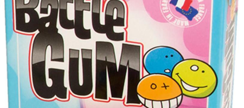 Battle Gum : La bataille colorée