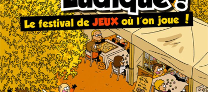 Paris est Ludique 2012