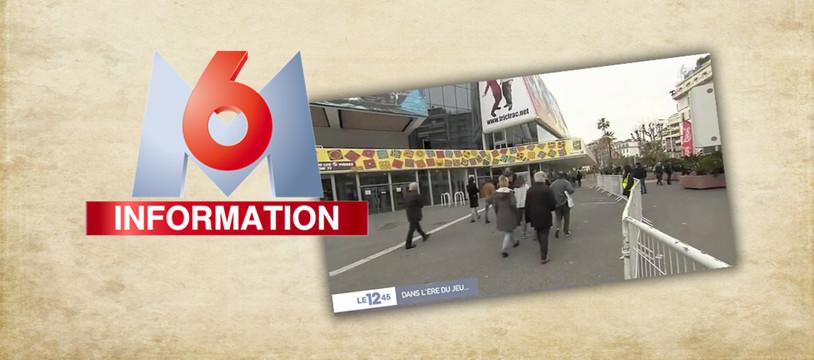 Un reportage sur l'opacité du secteur ludique sur M6 !