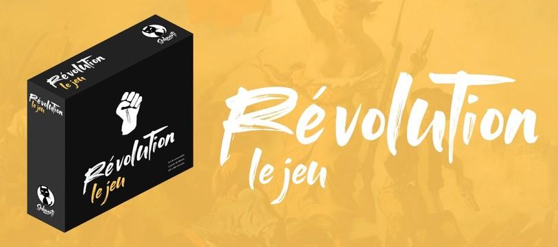 Sortie de Révolution le jeu pour Paris est ludique