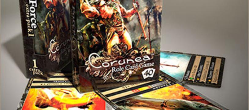 Brute Force, le 1er Pack de Corunea sur les étals