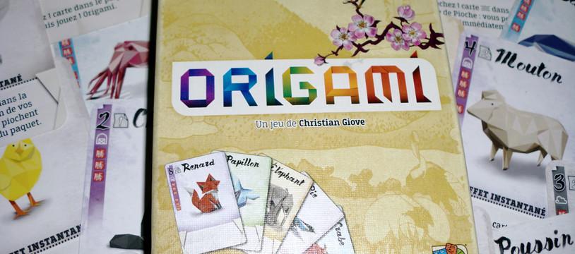 Critique d'Origami