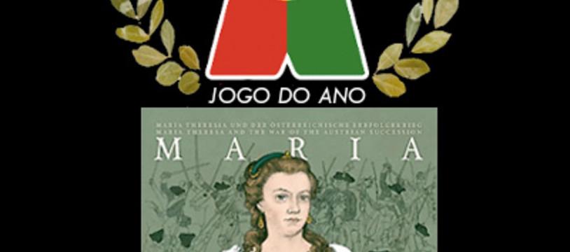 Le jeu de l'année Portugais est