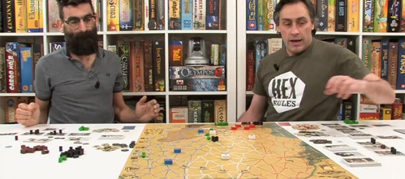 Hex'Rules, Race to the Rhine dans la TT Tv