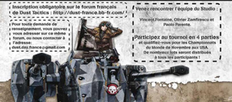 Dust Tactic : Devenez Champion du Monde de la guerre uchronique