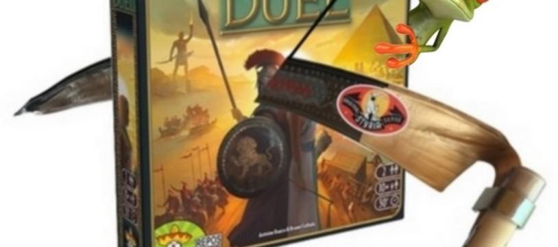 [TTCup 10] Scythe coupe tout espoir de doublé pour 7 Wonders Duel !