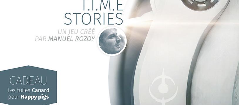 Le magazine à voyager dans le temps