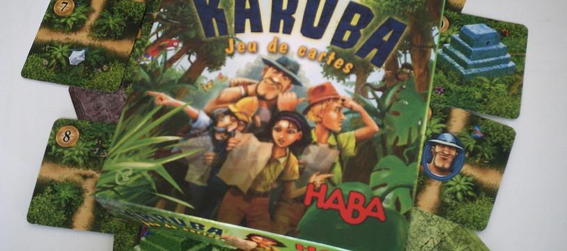 Critique de Karuba – Jeu de cartes