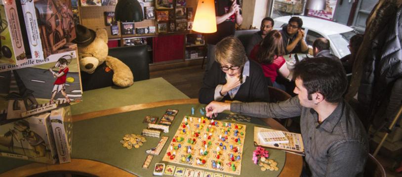 Des jeux et des gens dans l'Hebdo du Parisien