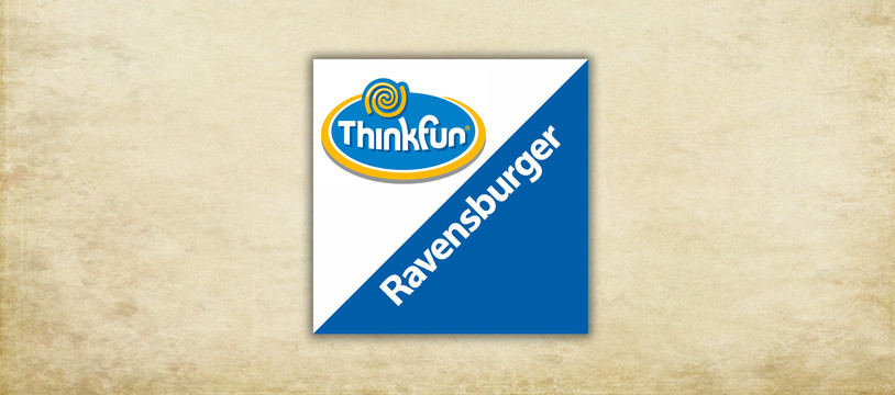 Ravensburger achète Think Fun !