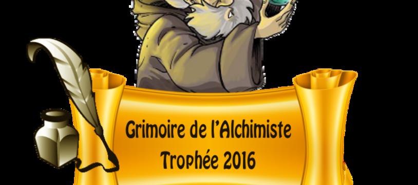 Le Trophée du Grimoire de l'Alchimiste - La sélection