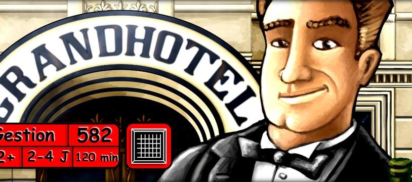 [Videoregles.Net] : Grand Austria Hotel, Digit et Etoiles Ludiques...