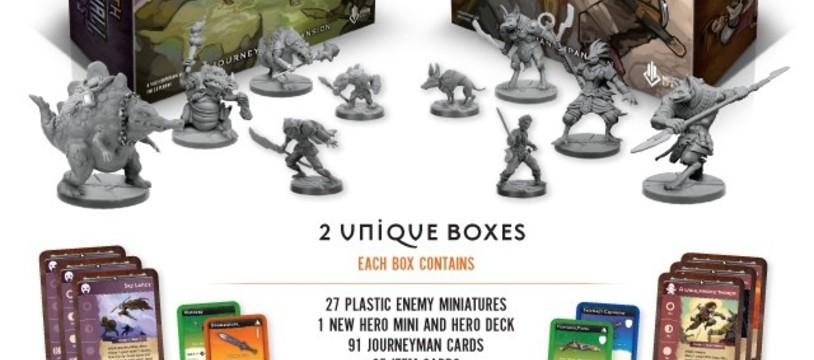 Myth : Journeyman Kickstarter en VF confirmé