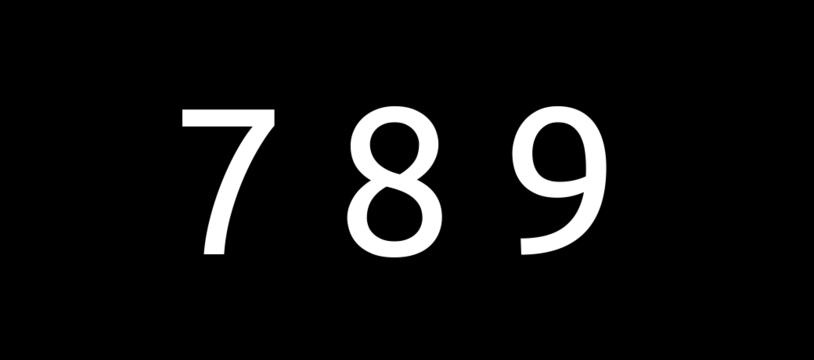 789 : le meilleur jeu 2018 ?