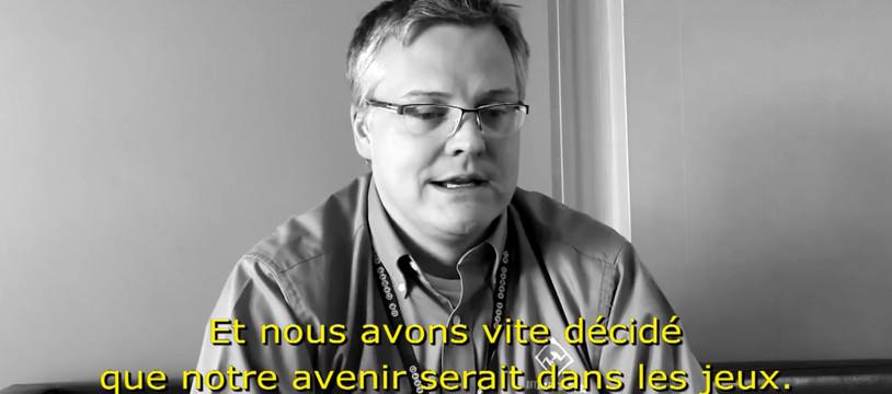 Christian T. Pertersen répond à nos questions (VO-Str FR)