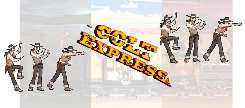 Colt Express : L'application arrive en gare de Western Creeks !