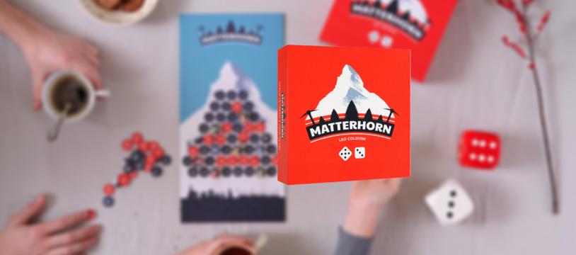 Matterhorn un jeu Chrüterchraft ???