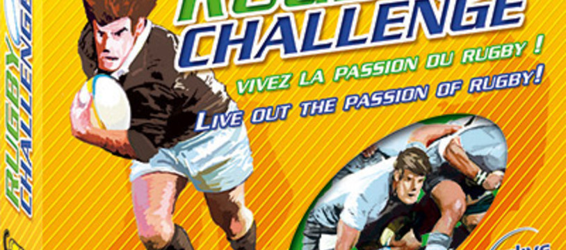 Concours Rugby Challenge !