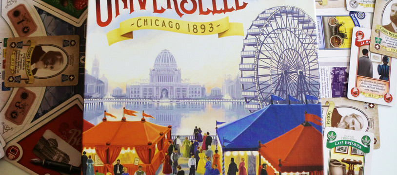Critique d'Exposition Universelle Chicago 1893