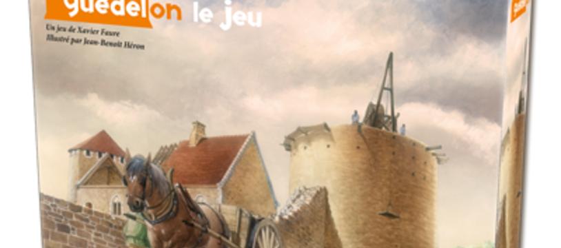 Guédelon, le Jeu