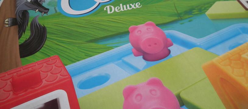 Les trois petits cochons Deluxe