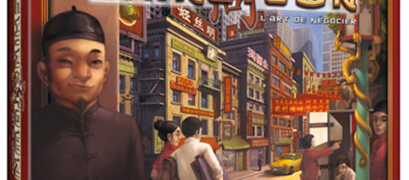 Chinatown disponible sur les étals