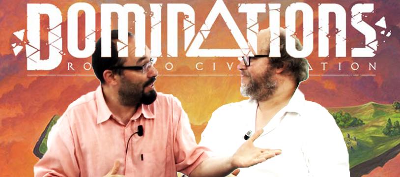 Dominations - Road to Civilization, de le papotache !