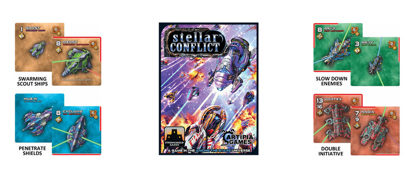 Stellar Conflict : Et plus vite que la lumière, donc ?