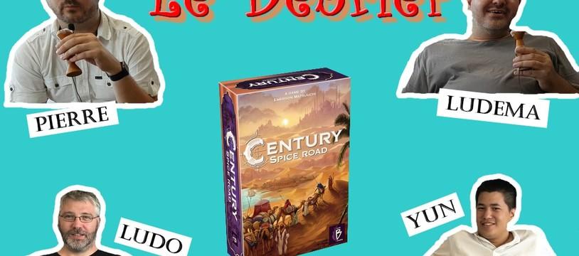 Le Debrief' de Century