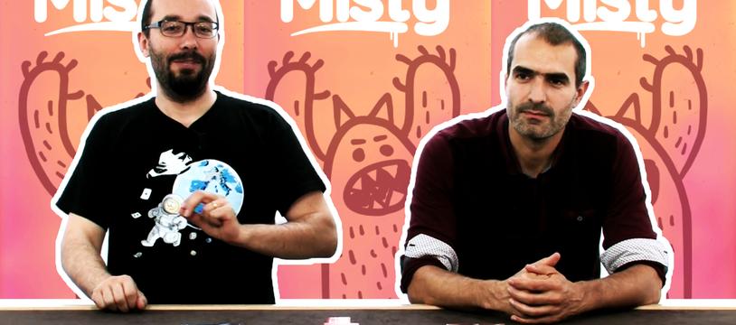 Misty, de l'explipartie !
