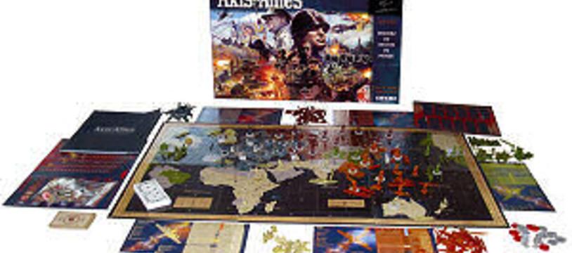 Axis & Allies en français est là !