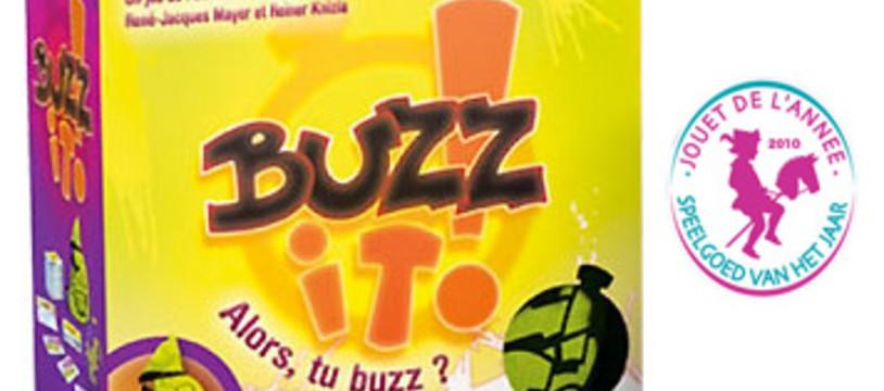 Buzz It : le hit belge
