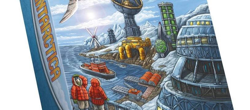 Antarctica : Journal d'AUTEUR 1/2