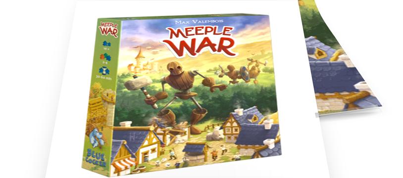 Meeple War : Le carnet de l'auteur