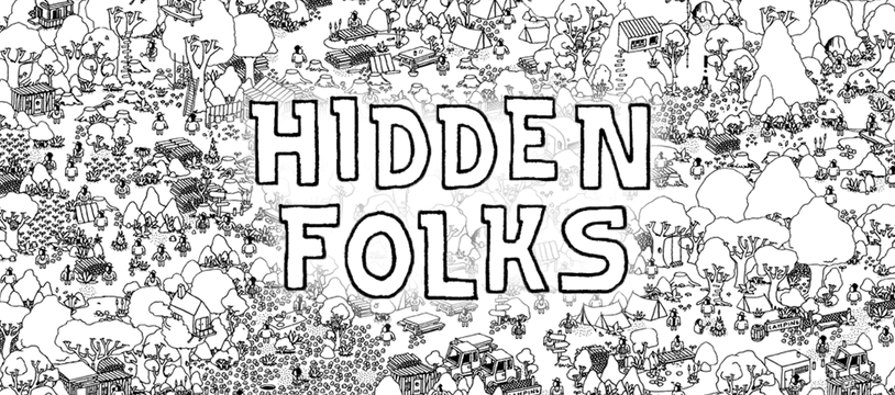 Hidden Folks : Où est cher bruit ?
