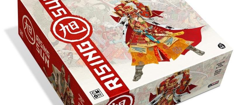 Rising Sun, 7 wonders anniversary pack et plein d'autres trucs sympas au Dragon Bleu en février !